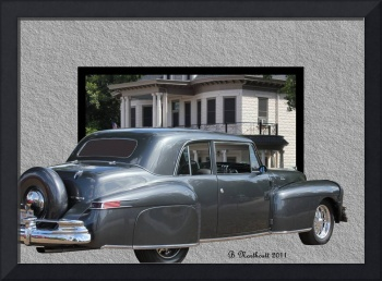 1947 Lincoln Continental Coupe