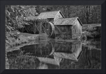 Mabry Grist Mill, Blue Ridge Parkway, VA