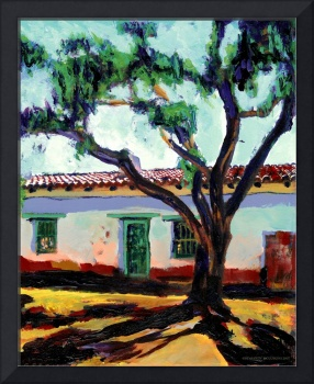 The Pepper Tree by RD Riccoboni