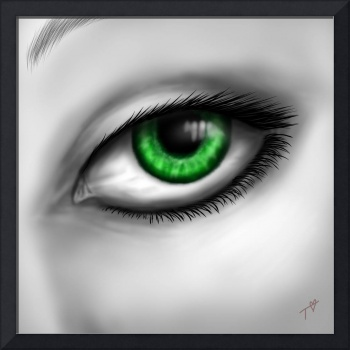 Eye of Green