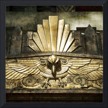 ART DECO EAGLE