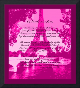 Of Pearls & Stars Eiffel Tower Seine River VP 2