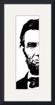 Abraham Lincoln - Left Side by David Caldevilla