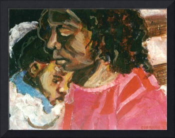 Mother and Child ©1992 Faye Cummings