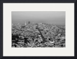 San Fransico from Twin Peaks by David Smith
