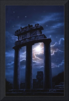 Delphi By Moonlight