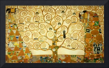 Gustav Klimt The Tree Of Life Art Nouveau