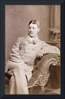 Portrait by Gandy, ca. 1880s.