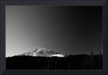 Rainier Black & White