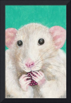 If you give a rat a raspberry