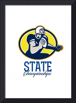 American Football State Championships Retro