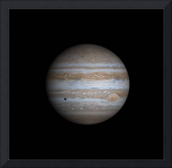Jupiter - whole planet view