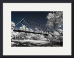 Old Moore's Crossing Bridge (2) by Dave Wilson