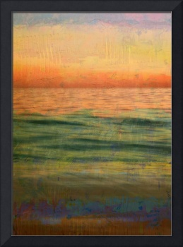 After the Sunset - Teal Waters