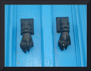 Double Door Knockers