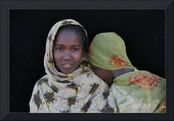Mauritanian Girls