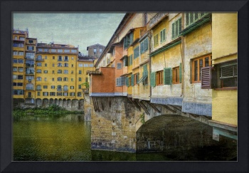 At the Ponte Vecchio