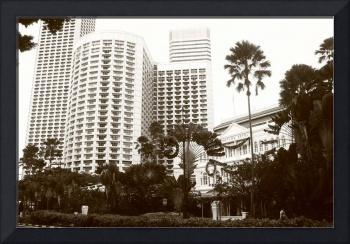 Old and New, Raffles Singapore
