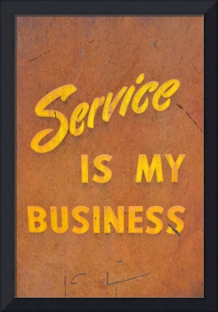 Service is my Business