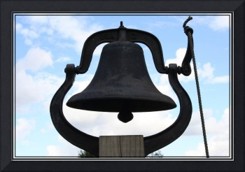Country Western Dinner Bell