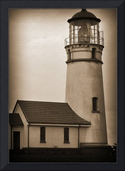 Northwest Coast Lighthouse