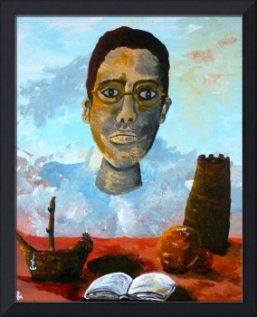 Self-Portrait with Objects