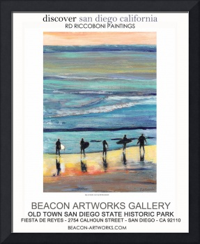 Discover San Diego Riccoboni Paintings