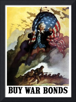 Uncle Sam - Buy War Bonds