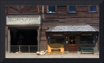 Bellows Falls Garage 4