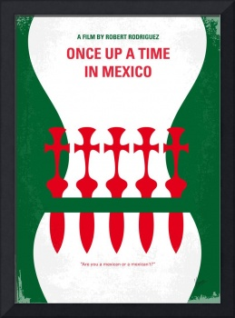 No058 My once upon a time in mexico minimal movie