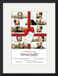 Love Actually Movie Poster by Mark Cullen