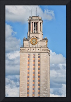UT Tower Day