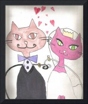 Newlywed Cats