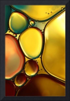 Oil and Water Abstract II