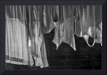 Abstract of Antique Laundry