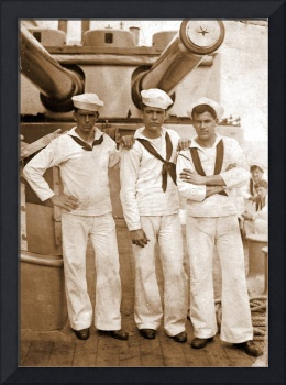 Three Sailors, ca. 1928