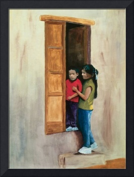 Doorway Children