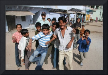 All Smiles in India
