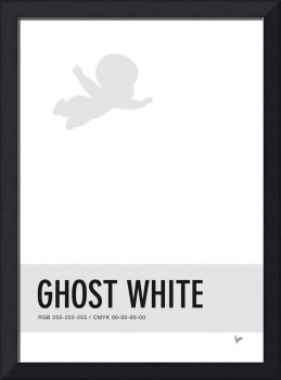 No09 My Minimal Color Code poster Casper