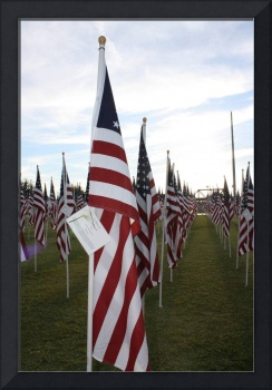 Memorial for 9/11 in Tempe Arizona
