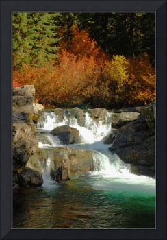 Box Canyon Creek - Cascade Mountains #1