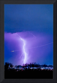 Bo Trek - Lightning Strike - City Lights - II Colo