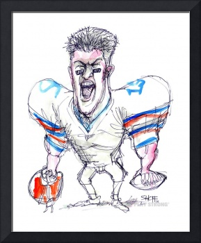 Football / Tim Tebow Force of Football
