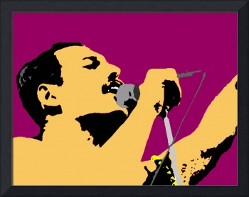 Freddie Mercury Shadow Color