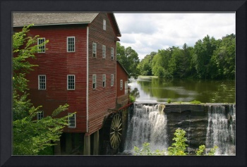Dells Mill Wisconsin