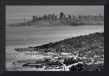 SF from Mt. Tam