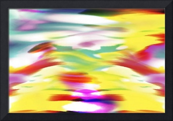 Abstract colorful Art Design