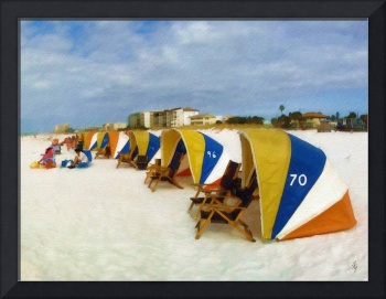Cabanas at Clearwater Beach