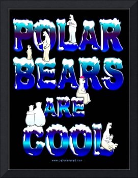 POLAR BEARS R' COOL
