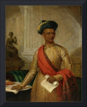 Purniya. Chief Minister Of Mysore by Thomas Hickey